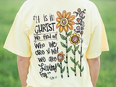 Christian & Southern USA T Shirts for Sale | Emily G. Collection