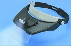 Magnifying Glasses with LED Light for Eyelash Extensions