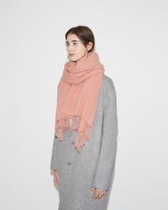 ACNE STUDIOS Canada Fringed Wool Scarf.  acnestudios  scarves   Acne Studios    Wool scarf, Wool, Acne studios 7eb37d511c1