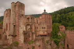 The random castles around Germany inspire a great deal of jealousy for my American life.