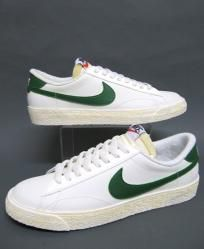 af573dd98d9c Nike Tennis Classic AC Trainers in White Green