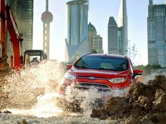 Ford eco sport Ford, Vehicles, Motorbikes, Car, Vehicle, Tools