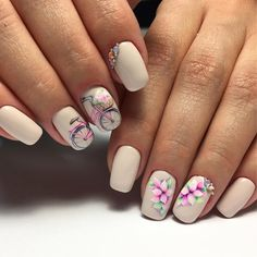 """Acquire fantastic pointers on """"nail art"""". They are accessible for you on our site. Gorgeous Nails, Pretty Nails, Galeries D'art D'ongles, Nail Art Designs, Romantic Nails, Vintage Nails, Chevron Nails, Super Nails, Beautiful Nail Designs"""