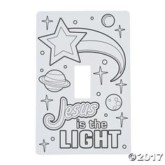 Jesus is the light and with these unique VBS crafts, your students will have a fun reminder of this important Bible lesson. Combine these Color Your Own ...