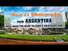 These 25 Photographs From Argentina Will Make You Want to Book a Trip Ri. Secret Places, Honeymoon Destinations, Beautiful Scenery, Vacation Ideas, Good To Know, Photographs, Make It Yourself, Books, How To Make