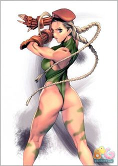 Cammy - Street Fighter