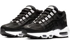 new product 4422c 69d97 The Nike Air Max 95 Black Reflect Silver is introduced and it s dropping at Nike  stores very soon.