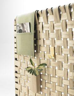 Divisorio in legno ZUMIT by ALKI design Iratzoki Lizaso