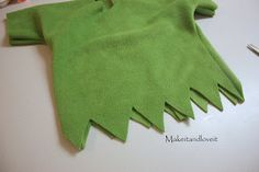 How to make a Peter Pan costume from scratch