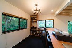 森の中の家・間取り(兵庫県西宮市) | 注文住宅なら建築設計事務所 フリーダムアーキテクツデザイン