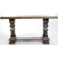 Found it at Wayfair - Morocco Console Table