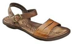 Børn Ebb Sandals for Ladies - Camel | Bass Pro Shops
