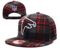 a45033292ec NFL ATLANTA FALCONS New Era x SUPER WINTER PLAID SNAPBACKS HATS