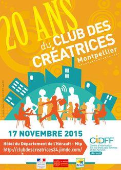 L'entrepreneuriat féminin en fête le 17 novembre à Montpellier | Karine Baudoin