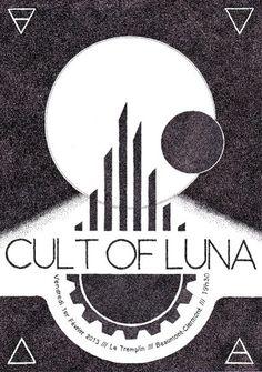 GigPosters.com - Cult Of Luna