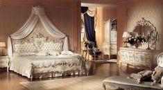 cool 45 Attractive Rustic Italian Decor For Amazing Bedroom Ideas Antique Bedroom Furniture, Luxury Furniture, Home Bedroom, Bedroom Decor, Bedroom Ideas, Rustic Italian Decor, Bedroom Images, Luxurious Bedrooms, Luxury Bedrooms