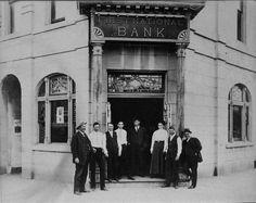 First National Bank - 1883 - Taylor, TX