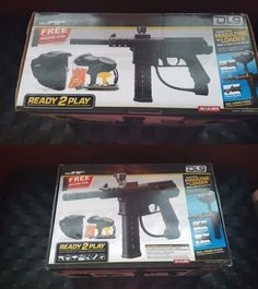 Marker Packages 47248: Nib Jt Paintball Marker Gun Dl9 - Ready To Play Kit -- Brand New In The Box -> BUY IT NOW ONLY: $89.99 on eBay!