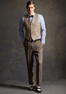 Brooks Brothers lancia la collezione Il Grande Gatsby ispirata al film