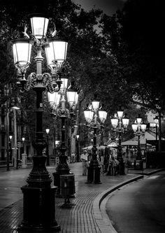 Barcelona - La Rambla by Andrzej Koliba on 500px