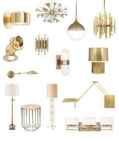Soft Gold and Copper are super metallics for 2015. For tips on how to use the 2015 trends, read my blog at http://www.versastyledesign.com/en/2015-trends-and-colors-for-the-home