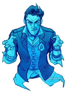 """""""Hey, come here, cupcake. Just let me try to rip your throat out one more time. Just one more time. Come here."""" - Handsome Jack"""
