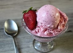 Food Wishes Video Recipes: Strawberry Ice Cream – This is So Not Cheating