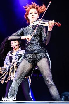 From France festival 2015 No°3 #LindseyStirling
