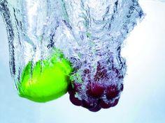 Lemon And Grape Water