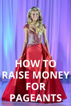 How to Raise Money for Pageants Pageant Tips, Teen Pageant, Pageant Wear, Pageant Dresses, Pageant Makeup, Beauty Pageant, Miss Missouri, Pageant Questions, Figure Competition
