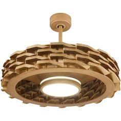 Wood Wall Design, Ceiling Design, Lamp Design, Chair Design, Vaulted Ceiling Lighting, Led Ceiling, Ceiling Fan Chandelier, Luxury Lighting, Cool Lighting
