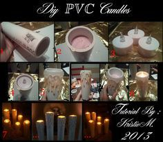 haunted house props   ... Nightmare Before Christmas Halloween Props: PVC Candle Prop Tutorial