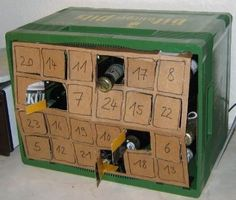 Advent calendar for the beer lover :-)