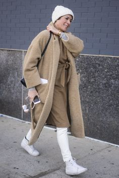 Pin for Later: The Street Style Hot Enough to Make You Forget the Cold NYFW Day Seven Garance Dore