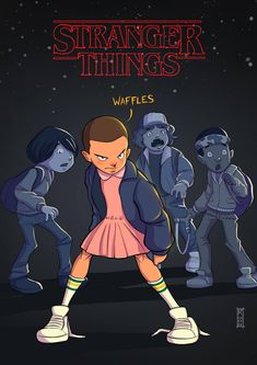 Our first post in a series about Stranger Things fan art. In this post we list our favorite fan-made posters. Stranger Things Netflix, Stranger Things Quote, Stranger Things Aesthetic, Film Science Fiction, Science Writing, Prince Charmant, Illustrations, Character Design, Geek Stuff