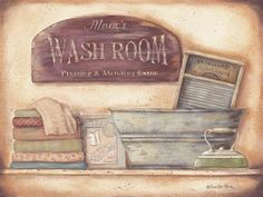 Wash Room (Pam Britton)