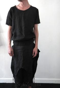 Marvielab ReCikli SS13....apocalypse fashion, apocalyptic dress, post-apocalyptic/dystopian fashion, post-apocalypse