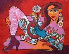 Elvira #BACH - La vie en rose