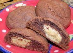 Soft Choco-Peanutty Cookies Recipe