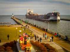 Algoma Enterpise Great Lakes Ships, Live Free, All Pictures, Sailing, Boats, Husband, Candle, Ships, Boat
