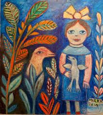 Image result for mirka mora art