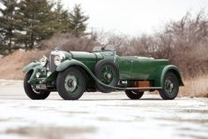 1931 Bentley 8 Litre Tourer