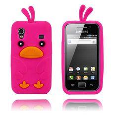 Chicken (Hot Rosa) Samsung Galaxy Ace Deksel