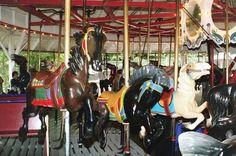 Ross Park Carousel  Binghamton, NY
