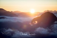A perfect ending to another beautiful day in the Mountain S, Facebook, Beautiful Day, Online Shipping, Clouds, Celestial, Sunset, Order Prints, Instagram