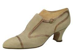 André Perugia - 1922 - Musée International de la Chaussure