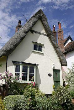 Cottage at Monks Eleigh suffolk. by Adam Swaine on Flickr
