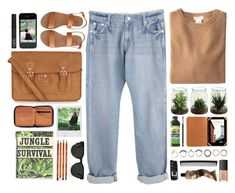 Untitled #78 by asdfghjkl444 on Polyvore featuring Demylee, Ancient Greek Sandals, Oasis, Iosselliani, Cheap Monday, Topshop, Cole Haan, Acne Studios, NARS Cosmetics and Aesop