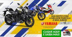 HILTON MOTOS: Compre sua Yamaha zero km sem pagar juros. Realize...