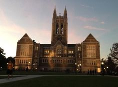 Boston College | Gassongram